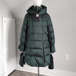 Zara   down filled jacket